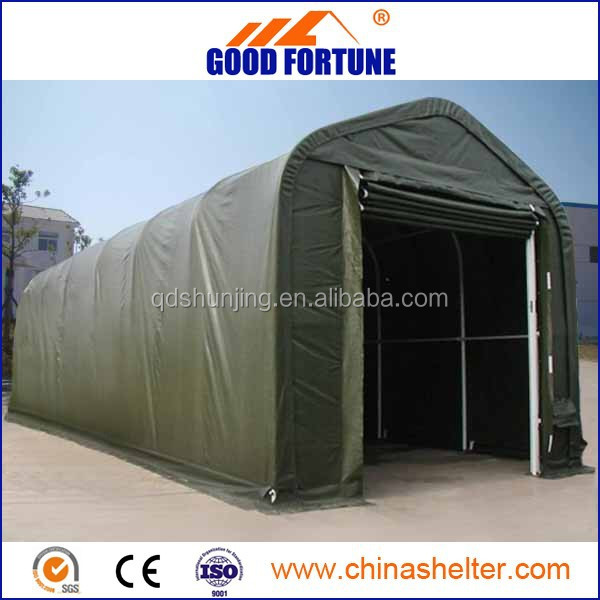 Big Tent Garages : Car garage shelter big carport tent strong carports buy