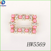 Wholesale importer of chinese shoes ornament shoes buckle shoes rhinestone