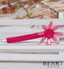 Acetate cellulose hair accessories bun pins beautiful resin flower clips for hair decorative