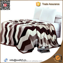 Hot selling excellent quality super soft polyester mink blanket made in China