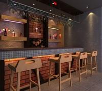 Acrylic Modern Bar Counter Top