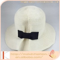 China Wholesale Custom Direct Manufacturer lady polyester hat