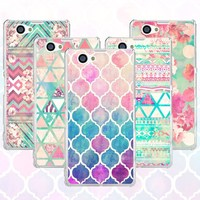 China supplier wholesale cell phone case for Sony Xperia Z1 Mini case for Z2 Z3 Z10