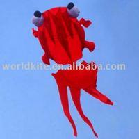 Soft goldfish kites