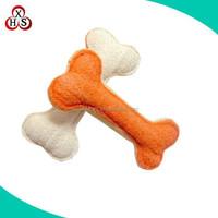 2015 New Pet Dog Products stuffed bone Dog Toy
