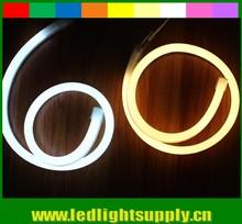 Ca 120v suave color blanco cálido neones pantalla led de luz para 12x26mm 100leds/m para el hogar