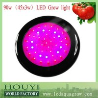 promotion!ebay best sale ufo 90w led grow light led plant grow light uk lighting best flowering and fruiting with full spectrum