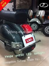 Motor Vespa Rear Lights VESPA PX PE 150 LML NV STELLA Led Tail Lights Lamps For VESPA