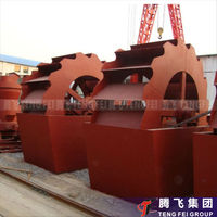 Energy Conservation and Environmental Protection Industrial Sand Washing Machine