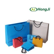 Recycle customized paper bag printing bag shopping paper bag
