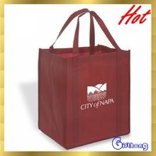 Hot Reusable nonwoven shopping bag
