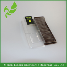 Factory Direct Sales Plastic Food Compartment Tray For Sushi Packaging
