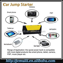 hotsale roadside car emergency starter kit with air compressor/LED lights