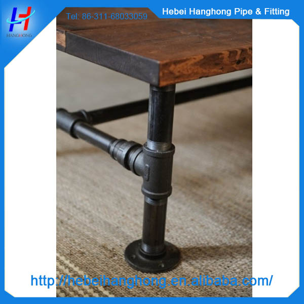 Cast Iron Table Base3