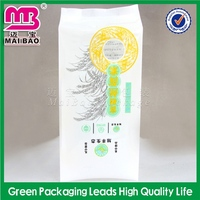 customized service offered stand up tea packaging bags manufacturer