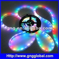 full color changing flexible led strip