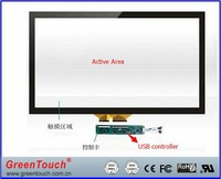19 inch cpacitive touch screen panel