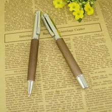 New Design Twist Mechanism Metal Ballpoint Pen Writing Instrument