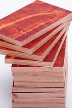 High sale eucalyptus core red color paint construction plywood
