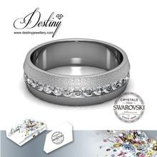 Destiny JewelleryLuxury Life Ring Crystals from Swarovski