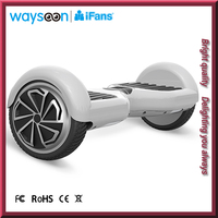 Smart balance scooter electric skateboard two wheel 6.5 inch self balancing smart electronic scooter