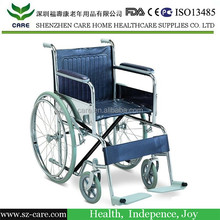 FDA approved disabled folding wheelchairs