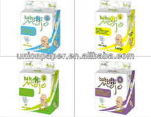 Healthy & comfortable baby print adult diapers