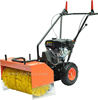 196cc Gasoline Floor Sweeper with Loncin Engine