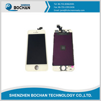 Smartphone spare parts for apple iphone 5 cell phone parts for iphone 5 for iphone 5 parts lcd spare parts for iphone 5 lcd