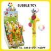 Plastic Monkey/Rabbit/Soccer Style Mini Fan, Safety Bubble Water Bubble Game/Bubble Maker For Kids