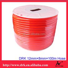 High quality China manufacturer air power tools 8*12*100 PU hose