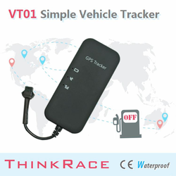 2015 Thinkrace Best price vehicle tracking system VT01 support remote power cut-off/car gps/car tracking/vehicle gps tracker