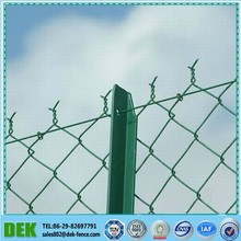 Inflated Perimeter Braided Fence Wire