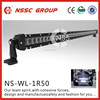 Best price single row 50 inch 250w led offroad light bar with Emark, CE, Rohs approved
