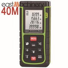 40 M 131ft Laser medidor de distancia Digital telémetro láser