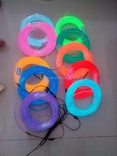 Multi colors chasing el wire / el wire driver inverter
