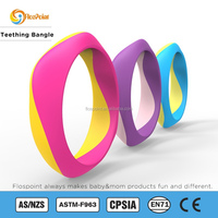 Double Color Skinny Charles Bangle - Red, Purple,Blue (3 different colors)