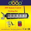 IP67 Factory Price Amber/White Car Roof Top Light Bar,Flashing Warning Tractor LED Light Bar