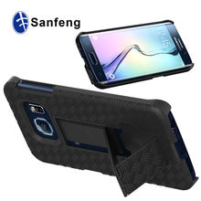 Mobile phone case protective cover case for Galaxy S6 Edge, For Samsung G925A,G925V Case Smart Phone Covers