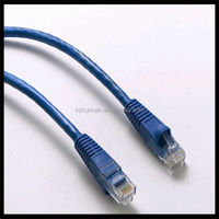 cat6 ethernet network spiral cable 8p8c 3ft 5ft 10ft 15ft with pvc insulated