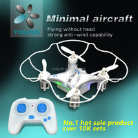 Big promotion! flying light toy 2.4G mini drone LED rc quadcopter mini remote control drone with hd camera