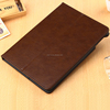 High Quality cow leather Smart Case,Tan Leather Case Cover For Ipad Air 2 with Sleep Wake