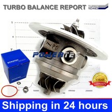 turbo chra 710060-0001 282004A001 for Hyundai D4CB 140 HP/ Hyundai Starex CRDI turbocharger turbine /core cartridge