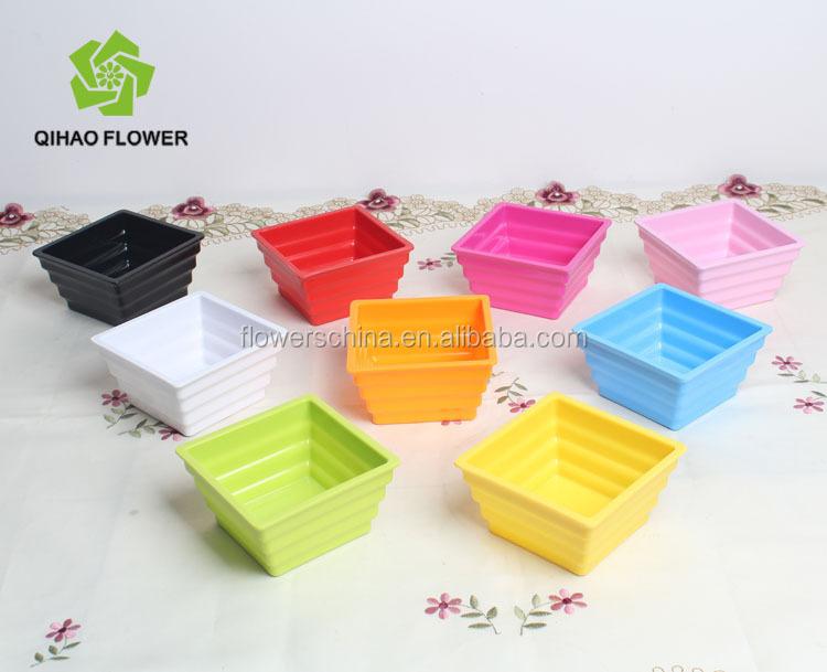 Vaso de flores de plástico <span class=keywords><strong>para</strong></span> <span class=keywords><strong>plantas</strong></span> de interior