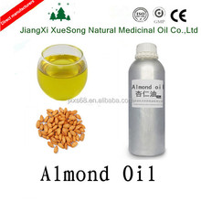 Manufacturer supply high quality bulk sale almond oil with best price