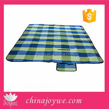 Light Weighted Outdoor rug, Portable mat, Acrylic picnic beach blanket With Carrying bag