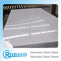HR stainless steel plate for construction ss 400 series steel sheet/plate price stainless steel coil