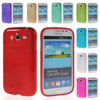 Soft Gel TPU Silicone Back Case Cover For Samsung Galaxy Grand Duos I9080 I9060