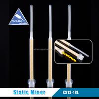 KS13-18L Plastic Spray Paint Nozzle For Caulking Gun