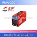 Precio razonable zx7-200 del inversor automático de alta calidad de la máquina soldadora